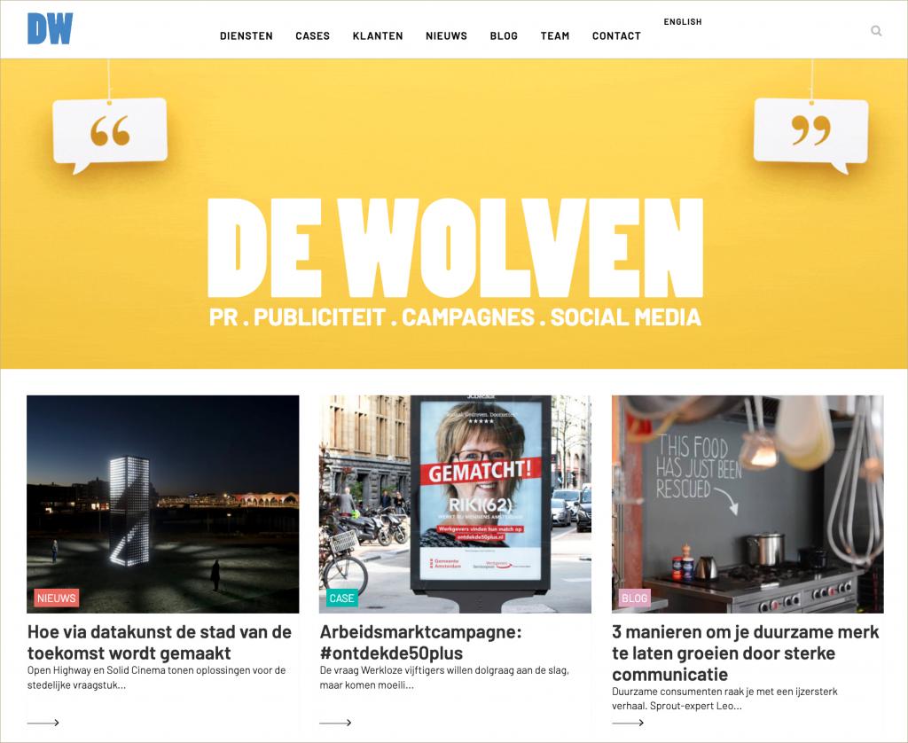 website-wolven